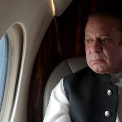 Nawaz heads to Saudia to perform Umrah