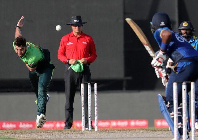 Shinwari's bags five-for, destroys Sri Lanka's top order
