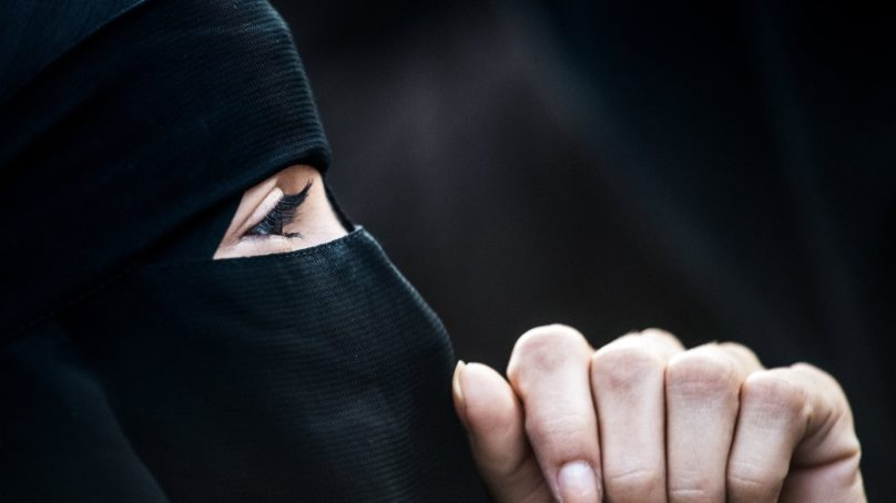 Quebec bans Muslim women from wearing face veils on public transport