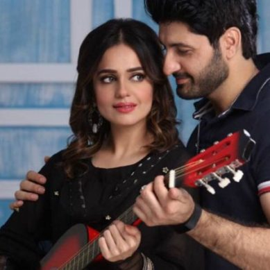 Sumbul Iqbal's next TV drama will show us the bad side of a college romance