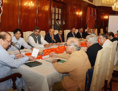 PML-N high command meets in London today