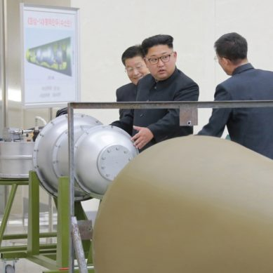 North Korean is not happy because the world did not take the 'Hydrogen Bomb' seriously