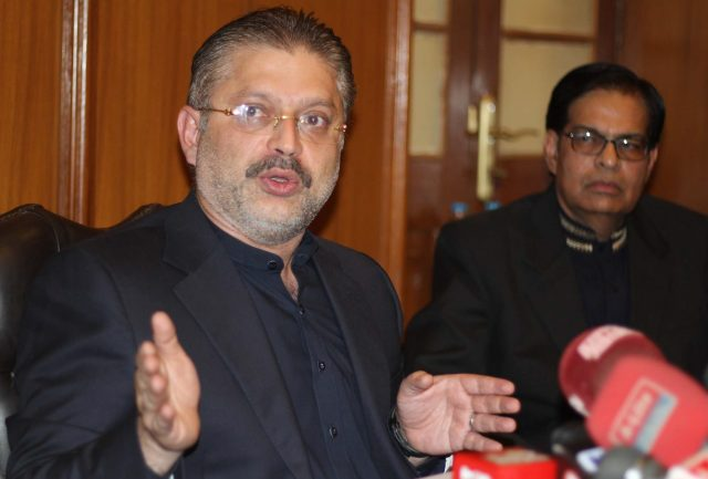SHC Rejected Sharjeel Memon's Bail in Corruption Case