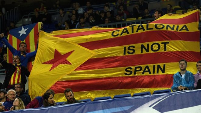 Spain moves to suspend Catalan autonomy