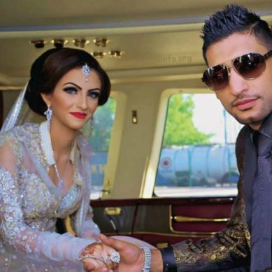 Boxer Amir Khan dumped his wife over extreme plastic surgery