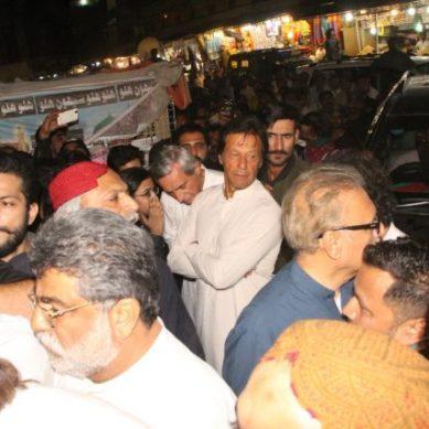 Imran Khan is sinful to enter Lal Qalandar's Shrine: Sanaullah