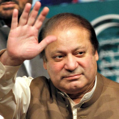 Nawaz Sharif to arrive in Lahore on October 24