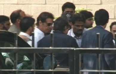 Contempt of Court Case dropped against Imran Khan