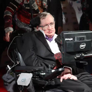 Cambridge website crashes due to Stephen Hawkins thesis
