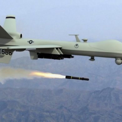 12 'suspected' militants killed in an airstrike in Afghanistan
