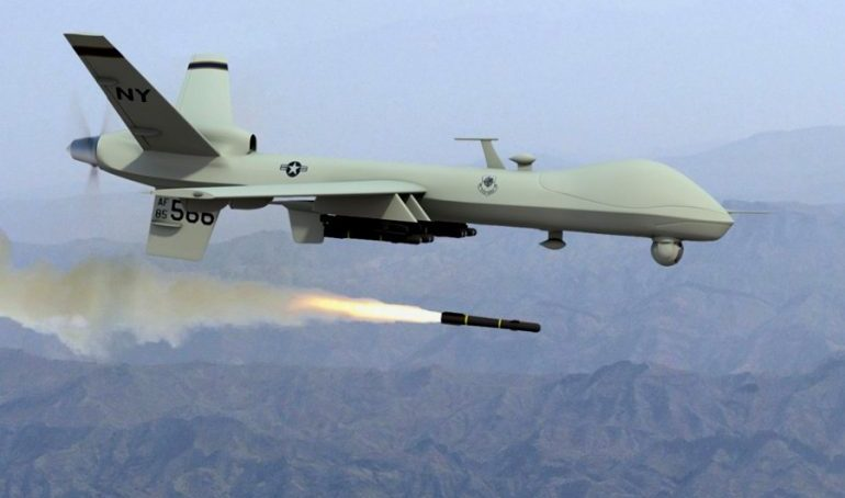 12 'suspected' militants killed in an airstrike in Afghanistan