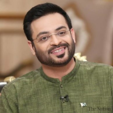 After quiting politics for good, Dr. Aamir Liaquat Hussain is set to join PTI