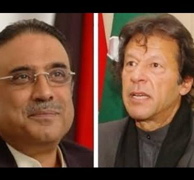 Imran Khan all set to bold Zardari's 'wicket' now