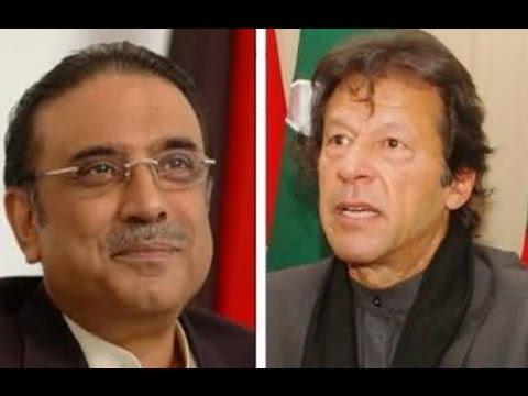 Imran Khan all set to bold Zardari's 'wicket' now
