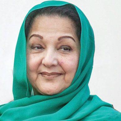 Kulsoom Nawaz readmitted to hospital