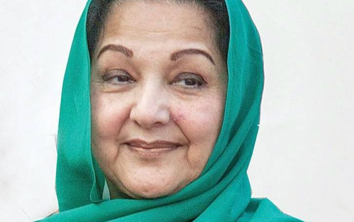 Kulsoom Nawaz readmitted to hospital