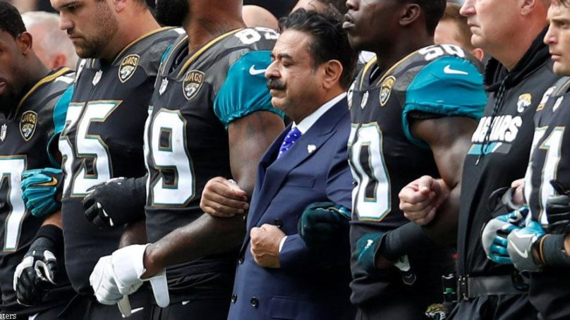 Trump attacks driven by jealousy: Pakistani NFL owner