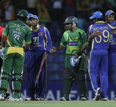 Following a deadly ambush in 2009, Sri Lanka becomes the first major cricket team to visit Pakistan