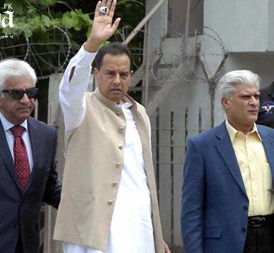 NAB Challenges bail of Capt (retd) Mohammad Safdar