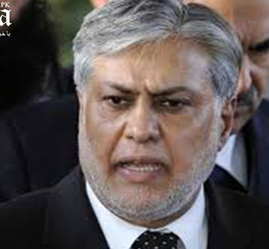Ishaq Dar's plea to conduct Accountability Sessions in his absence 'rejected'.
