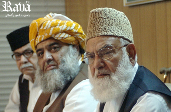 Muttahida Majlis Amal is making its way back to life