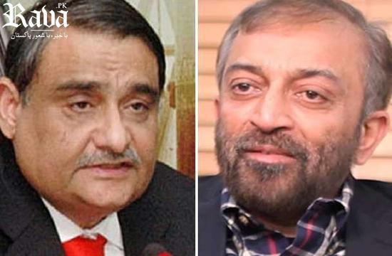 Dr Asim meets Farooq Sattar, 'conveys Zardari's special message'