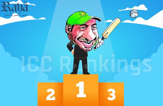 1st in T-20 Ranking – Pakistani Team at its best