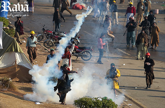 Islamabad protesters ordered to disperse following agreement with government