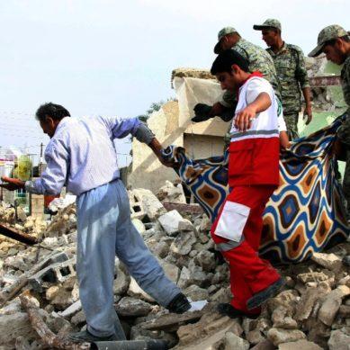 Atleast 210 killed as 7.the earthquake near Iran-Iraq border