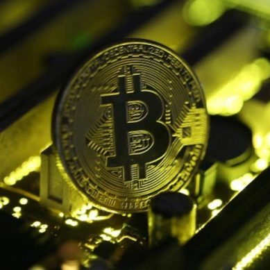 Bitcoin blasts to new all-time high of $6,450
