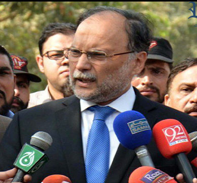 Sit-ins will end today, interior minister assures IHC