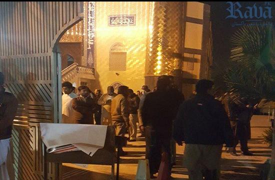Two killed, three injured in firing at Islamabad Imambargah