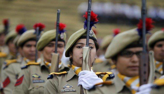 All-female police motorbike squad to fight gender crimes in Delhi