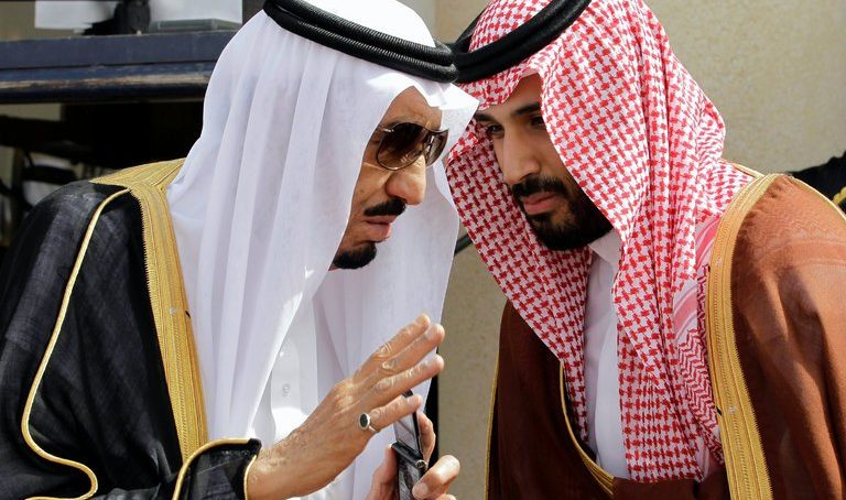 Saudi King Salman to step down next week