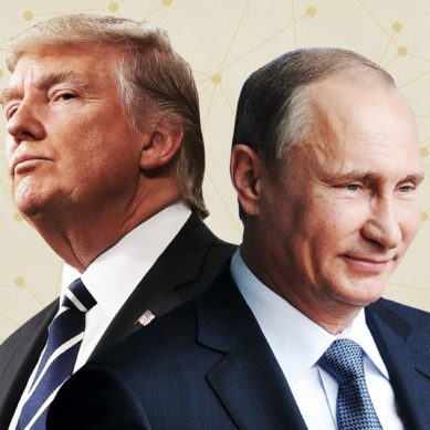 Putin and Trump talk about Syria, terrorism and North Korea