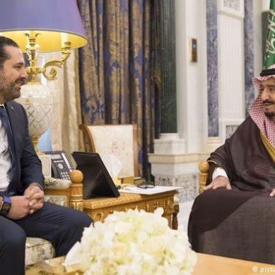 Saudi Arabia says Lebanon would have declared war