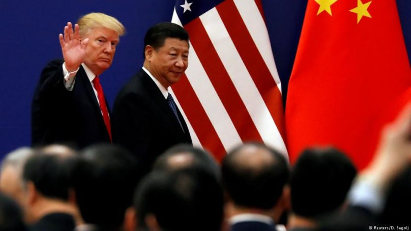 Opinion: Donald Trump's policies have fueled the rise of China