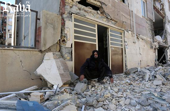 Earthquake in Iran and Iraq: more than 460 dead