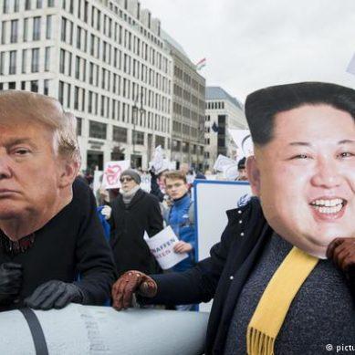 "Trump declares North Korea ""sponsor of terrorism"""