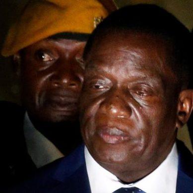 """Opinion: The """"crocodile"""" Mnangagwa is no sign of hope"""