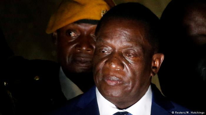 "Opinion: The ""crocodile"" Mnangagwa is no sign of hope"
