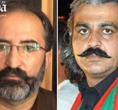 Girl paraded naked in DI Khan: Kundi says he informed Imran before going public about Gandapur