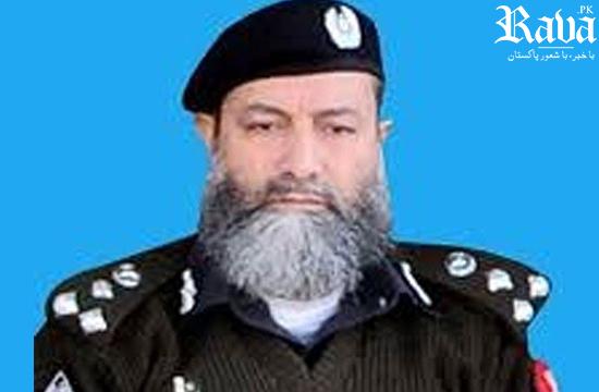 AIG Ashraf Noor martyred in Peshawar blast