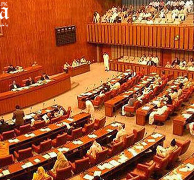 Opposition to table Elections (Amendment) Bill in NA today