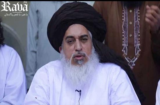 Pakistan Army was behind the resignation of Zahid Hamid: Tehreek-e-Labbaik leader Khadim Rizvi