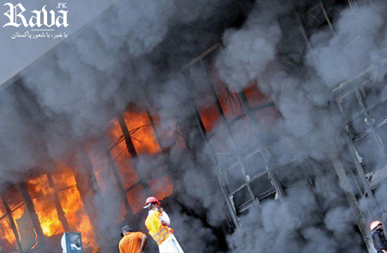 Seventy shops, 3 houses gutted in Chitral market fire