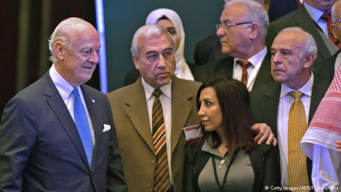 Syrian opposition agrees to enter into dialogue for the transition