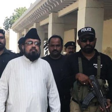 Mufti Qavi sent to jail on judicial remand