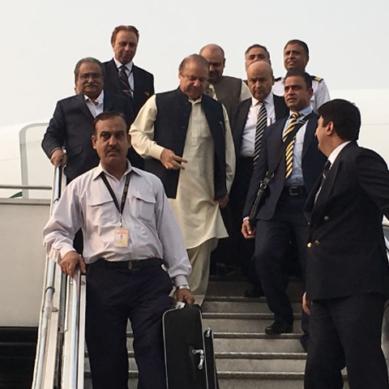 Nawaz Sharif's Leaked Video From Saudi's Visit