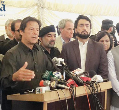 The Bill Was Defeated Because Sharif Paid 163 MNAs: Imran Khan